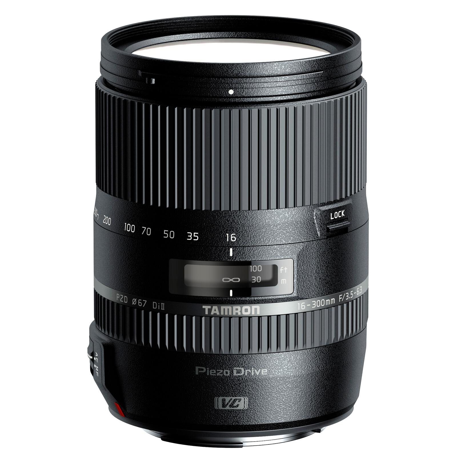 Tamron 16-300/3,5-6,3 Di-II VC PZD Makro Nikon