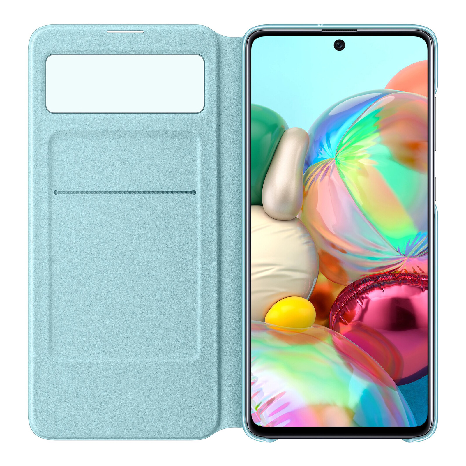 Samsung S-View Cover Galaxy A71 schwarz