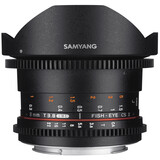 Samyang MF 8/3,8 Fisheye II Video APS-C
