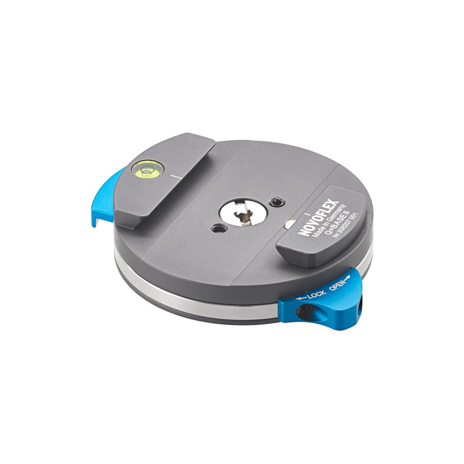 Novoflex Q=BASE II Schnellkupplung