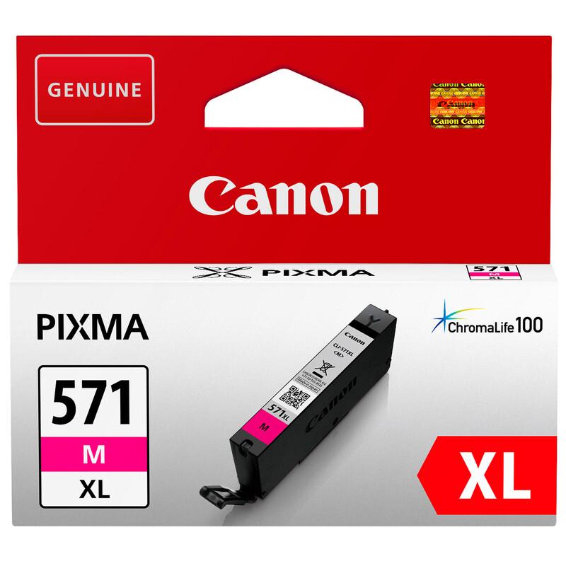 Canon CLI-571XLM Tinte Magenta 11ml