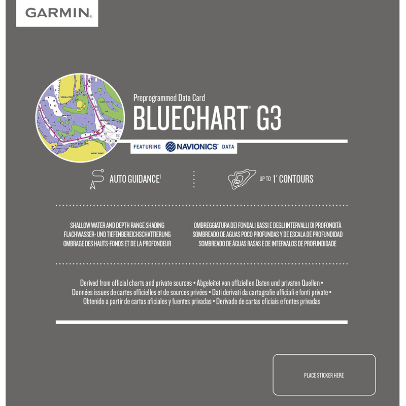 Garmin Blue Chart Alborg Amsterdam