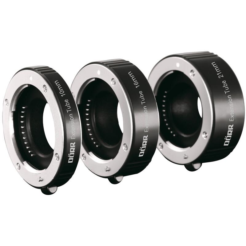 Dörr Zwischenringsatz 12/20/36mm Sony