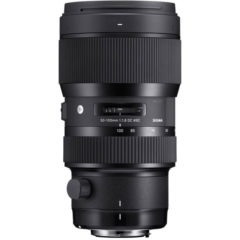 Sigma ART 50-100/1,8 DC HSM Canon