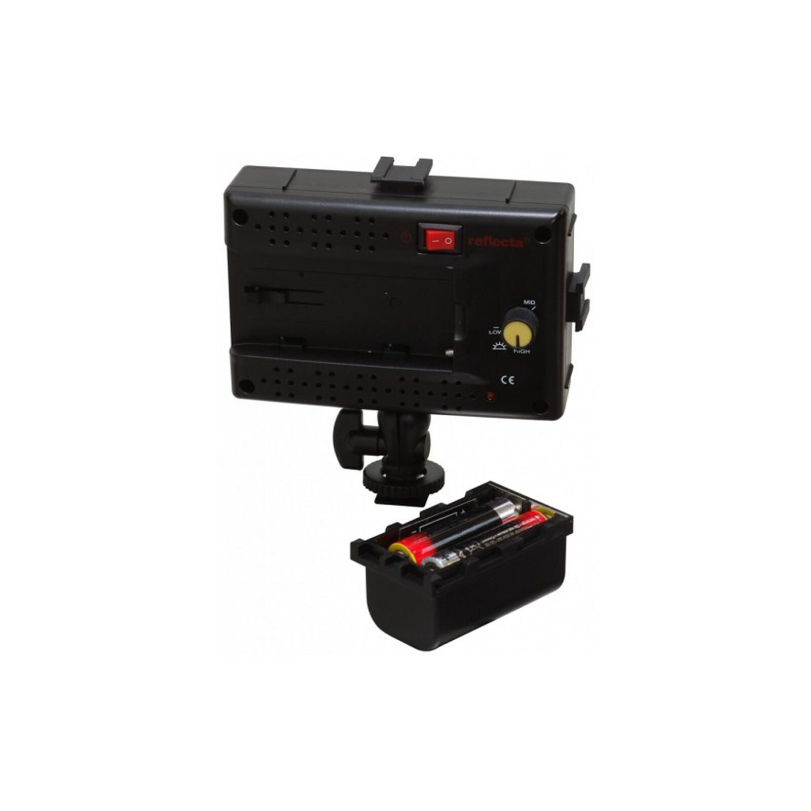 Reflecta RPL-105 LED Videoleuchte