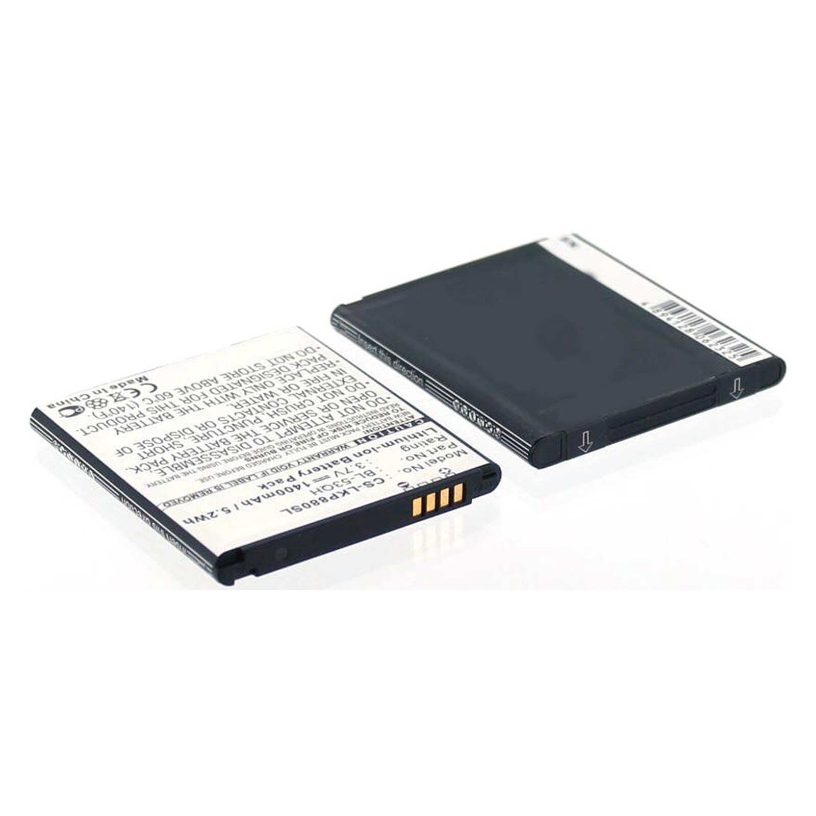 AGI Akku Lg Optimus 4X HD 1.400mAh