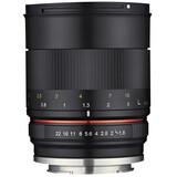 Samyang MF 85/1.8 ED UMC CS MFT + UV Filter