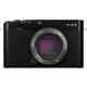 Fujifilm X-E4 black