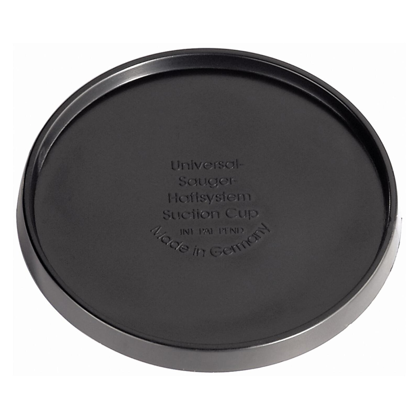 Hama 88416 Adapterplatte für Saughalter, 70 mm, selbstkleben