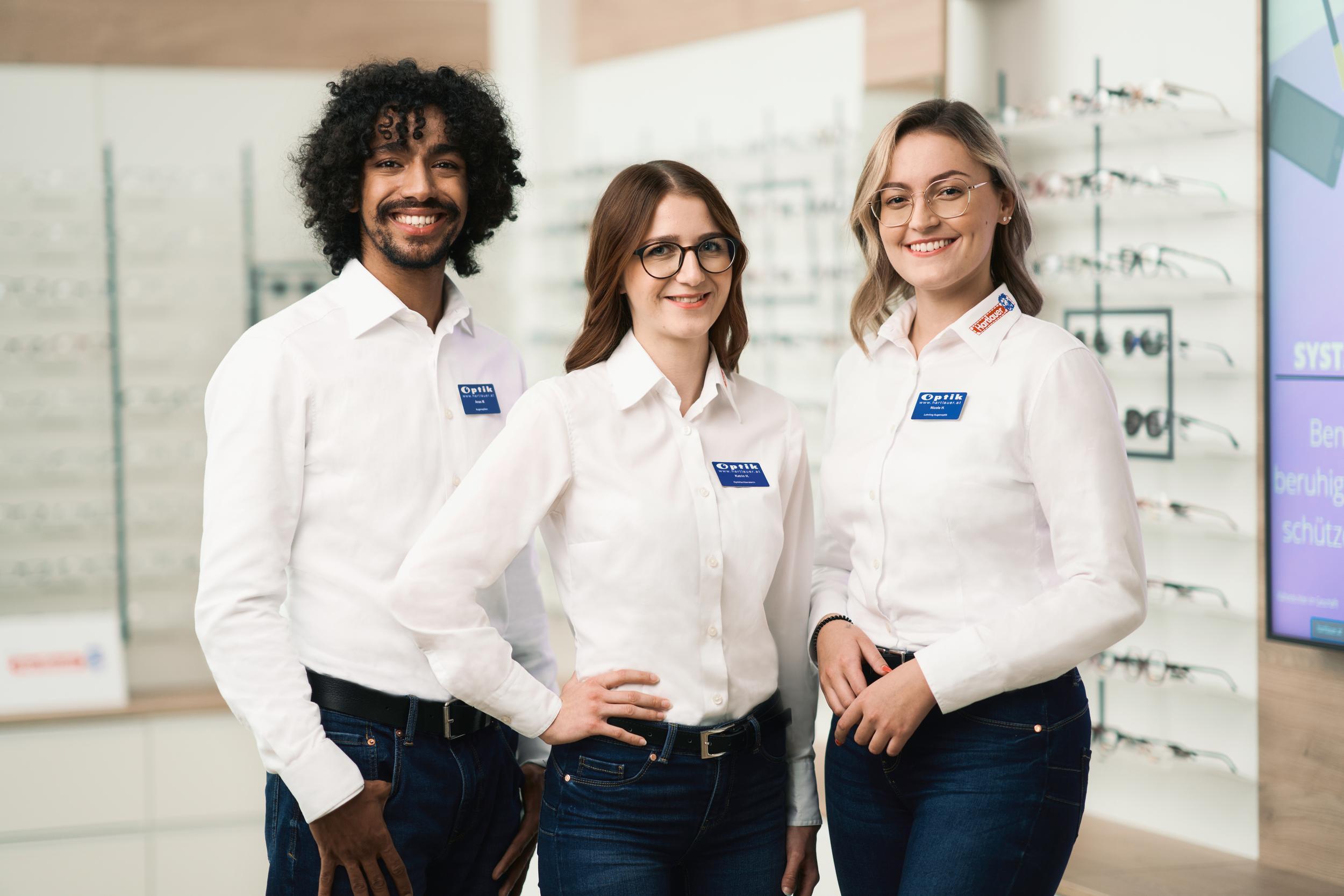 Gruppenfoto Mitarbeiter